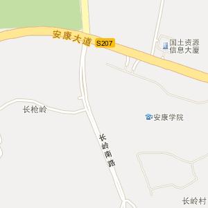 浦城县城关地图