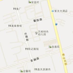 晋中市介休市北坛街道地图