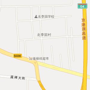 邯郸市永年县南西苏乡地图