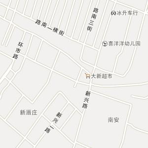 广东省电子地图 汕头市地图