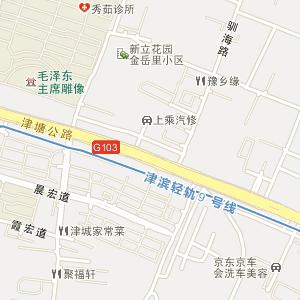 白城市洮北区新立街道卫星地图