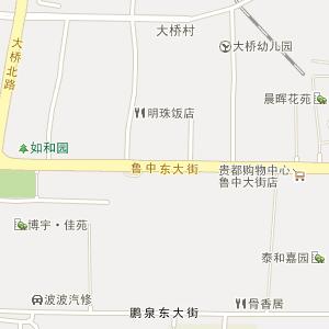 章丘到沂源地图