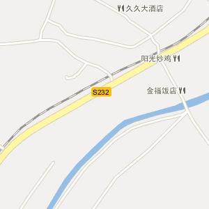 白塔镇地图_揭东县白塔镇三维电子地图和邮编