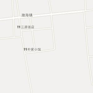 牡丹江市宁安市渤海镇地图