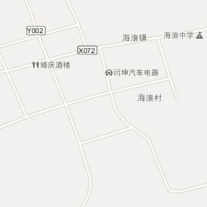 牡丹江市宁安市海浪镇地图