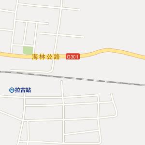 牡丹江市地图 海林市地图 > 海