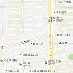 从北京到西安怎么走?