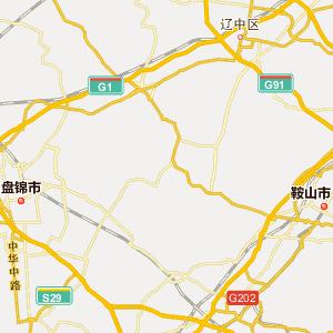 双台子区地图_双台子区地图全图_...