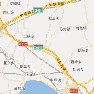 安徽省安徽省行政地图