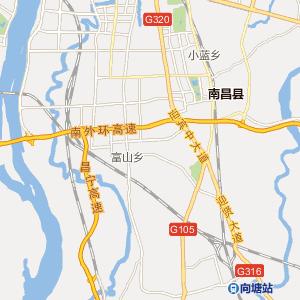 景德镇到南昌飞机场