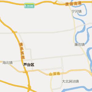 唐山公交车线路查询 唐山公交车线路