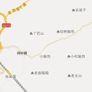 会泽待补行政地图_中国电子地图网图片