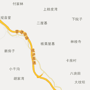 威远山王行政地图_中国电子地图网