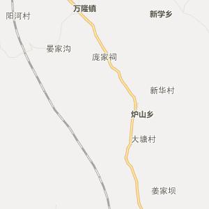 合川燕窝行政地图_燕窝在线行政图