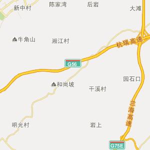贵州遵义行政地图_遵义在线行政图