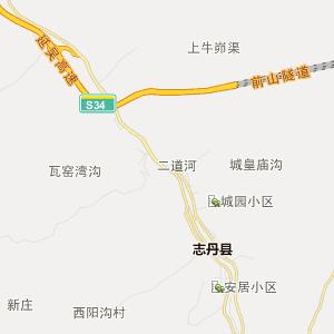 延安宝塔区邮编查询