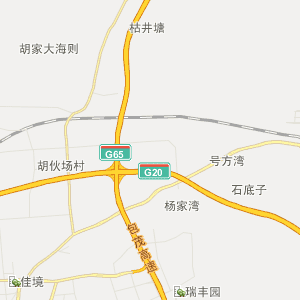 陕西行政地图 榆林行政地图