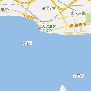 一条著名的海滨风景大道