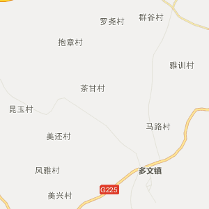 澄迈福山行政地图_中国电子地图网图片