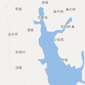 廉江营仔行政地图_中国电子地图网