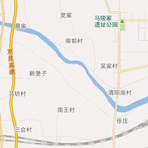 陕西行政地图 西安行政地图