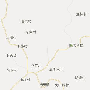 海南行政地图 海口行政地图