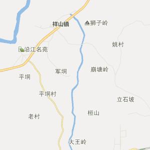 内蒙古鄂伦春旗地图车