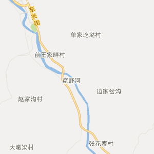 陕西省行政地图 榆林市行政地图