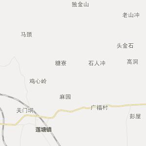广西贺州行政地图_中国电子地图网