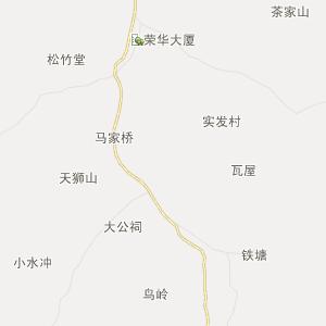 湖南行政地图 衡阳行政地图