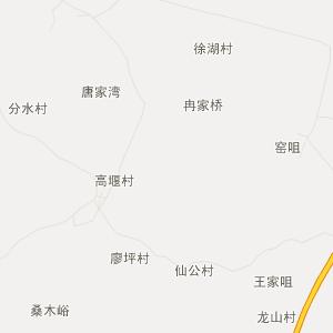 津市市襄阳街街道行政地图