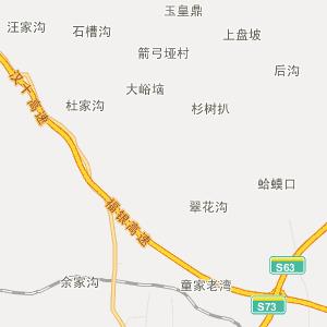 湖北行政地图 襄樊行政地图