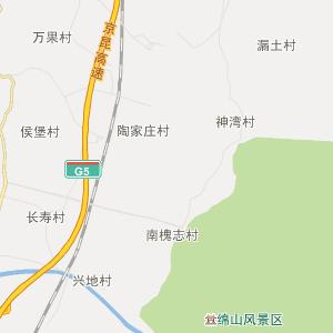 介休义棠行政地图_义棠行政区划图