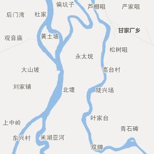 常德津市行政地图_中国电子地图网