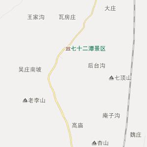 方城拐河行政地图_中国电子地图网图片
