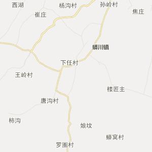 河南行政地图 平顶山行政地图