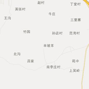 前营乡交通地图 平顶山市宝丰县前营乡在线地图下载