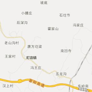 山西行政地图 晋城行政地图