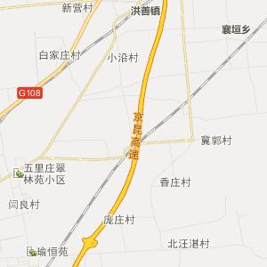 晋中平遥行政地图_中国电子地图网