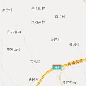 太原清徐行政地图_中国电子地图网