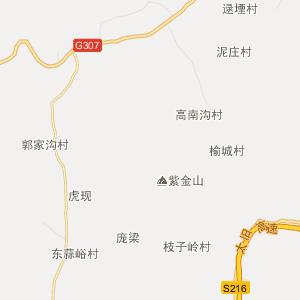 首页 山西省行政地图 晋中市行