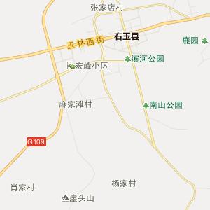 朔州市地图 最新朔州市市区地图朔州市地图