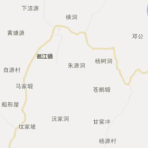 查找深圳九龙地图