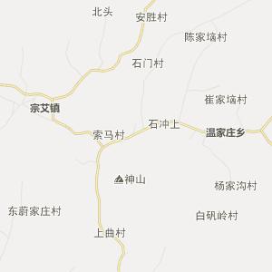 太原市小王地图