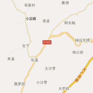 广东省行政地图 韶关市行政地图