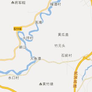 茂名森林动物园地图