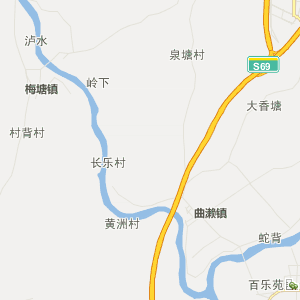吉安永和行政地图_中国电子地图网