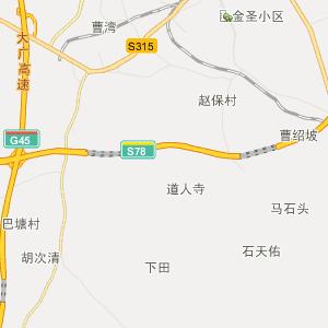 湖北行政地图 黄石行政地图