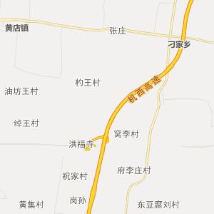 河南行政地图 郑州行政地图