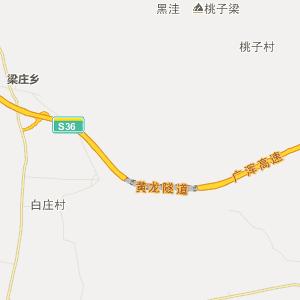 大同广灵行政地图_中国电子地图网图片